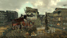 FO3 Grayditch recently built shack