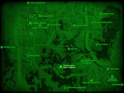 FO4 Частная школа округа Саффолк (карта мира)