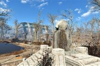 FO4 Loc Ovrview Robx park statue