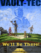 FO4 posters vaul-tec well be there