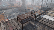 FO76 Abandoned bog town (Villa available)