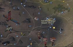 FO76 Hornwright air purifier site 02 map ru