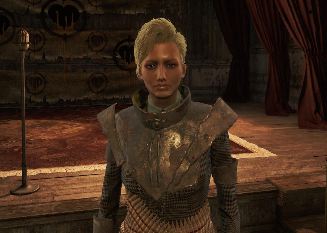 Fallout 4 Piper Sex