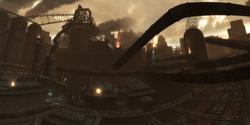 Pitt steelyard panorama