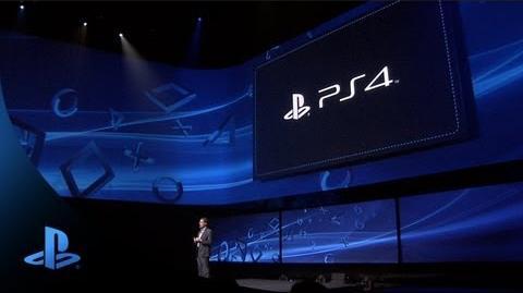 Agent c/Nukapedia News Special - PS4 Announced