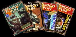RobCo Fun collage