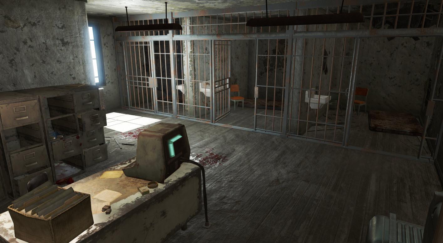 CambridgeStation-Cells-Fallout4
