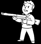 Double-barrel shotgun icon.png