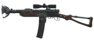 FO4FH Sharpshooter radium rifle