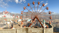 FO4NW Ferris Wheel
