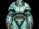 Quantum X-01 power armor