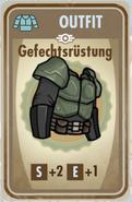 FOS Karte - Gefechtsrüstung
