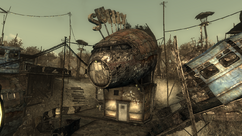 Fo3 Megaton Craterside Supply