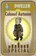 FoS Colonel Autumn Card