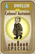 FoS Colonel Autumn Card