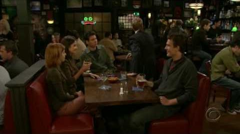 How I Met Your Mother - Friendship Over