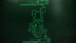 Metro Irradiated Metro