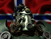 Power armor Norway