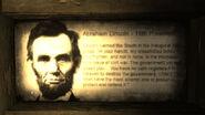 Arlington House Lincoln's First Inaugural Address