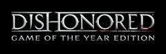 Dishonored goty logo