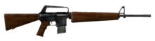 FNV Service Rifle All Receiver