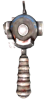 FNV alien blaster back