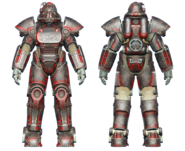 FO4CC T-51 power armor outcast