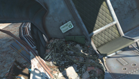 FO4 Coast Guard pier jail key
