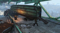 FO4 Edge of the Glowing Sea (Raiders Camp)
