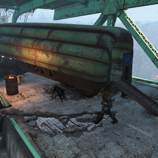 Raider camp