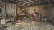 FO4 Graygarden Homestead basement2