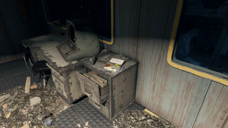 FO4 Picket Fences in Weston Water Treatment Plant