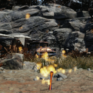 FO76WL Floater Flamer Buried