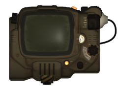 Fo4 Pip-Boy 3000 Mark IV