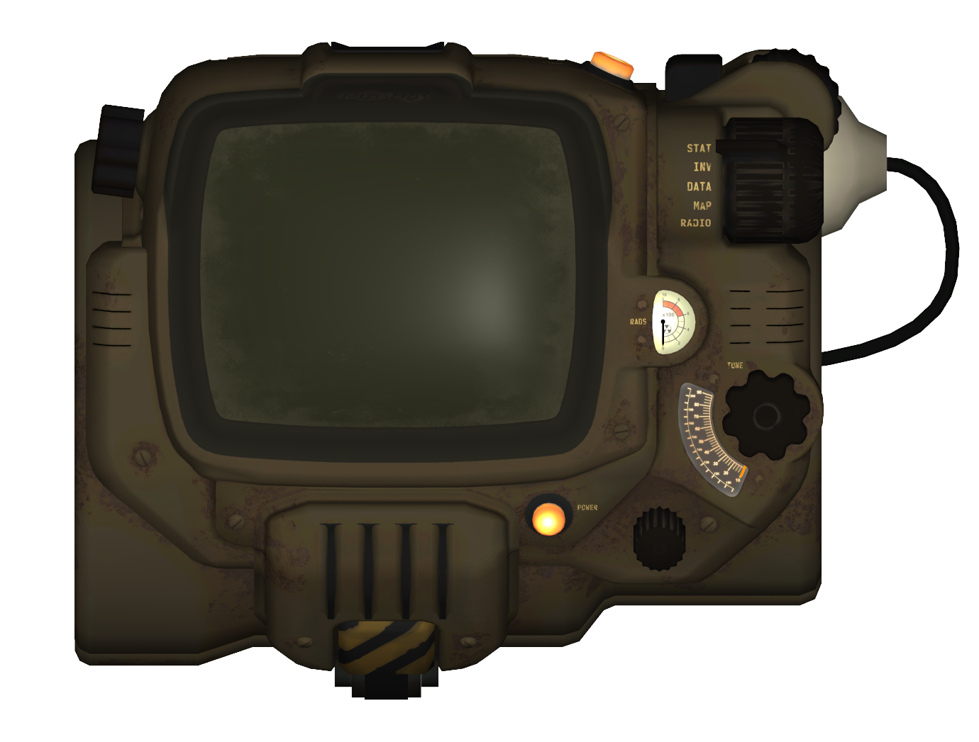 Pip-Boy 3000 Mark IV | Fallout Wiki | FANDOM powered by Wikia