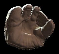 Fo4 undamaged baseball glove