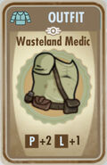 FoS Wasteland Medic Card