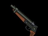 Sawed-off shotgun (Fallout Shelter)
