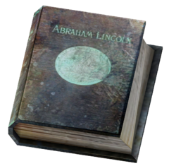 Lincoln Diary