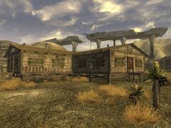 Nellis mens barracks