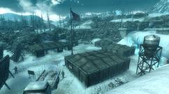 U.S. Army camp