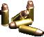 .45 caliber HP