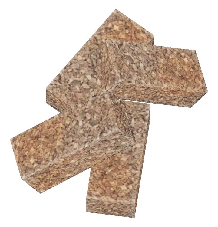 Cork scrap