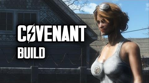 Covenant Efficiency Build - Fallout 4 Settlements