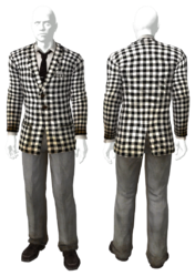 FNV OutfitBennySuit