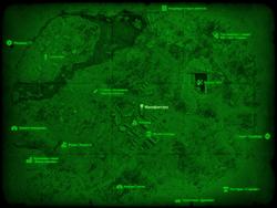 FO4 Мануфактура (карта мира)