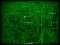 FO4 Форт-Хаген (карта мира)