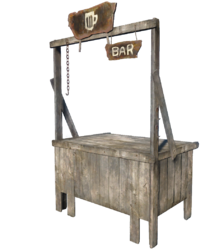 FO4 Drink Stand