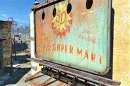 FO4 Super Duper Mart sign'