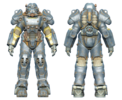 FO4 T-60 power armor vault tech